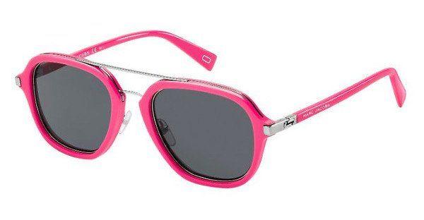 MARC JACOBS Marc Jacobs Herren Sonnenbrille » MARC 172/S«, rosa, MU1/IR - rosa/grau