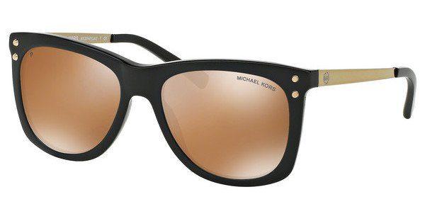 Michael Kors Sonnenbrille Mk2046 UV 400, schwarz