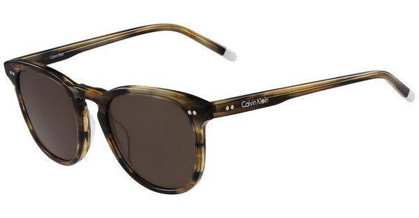 Calvin Klein Sonnenbrille » CK4321S«, braun, 231 - braun