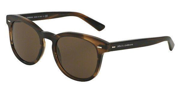 DOLCE & GABBANA Herren Sonnenbrille »DG4254F«