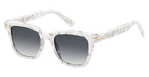 MARC JACOBS Marc Jacobs Damen Sonnenbrille » MARC 218/S«, blau, IPR/9O - blau/grau