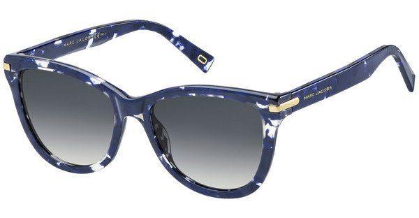 MARC JACOBS Marc Jacobs Damen Sonnenbrille » MARC 187/S«, gelb, C9B/XT - gelb/blau