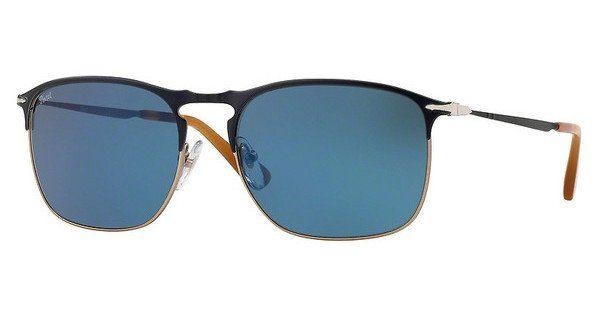 PERSOL Persol Herren Sonnenbrille » PO7359S«, blau, 107156 - blau/blau