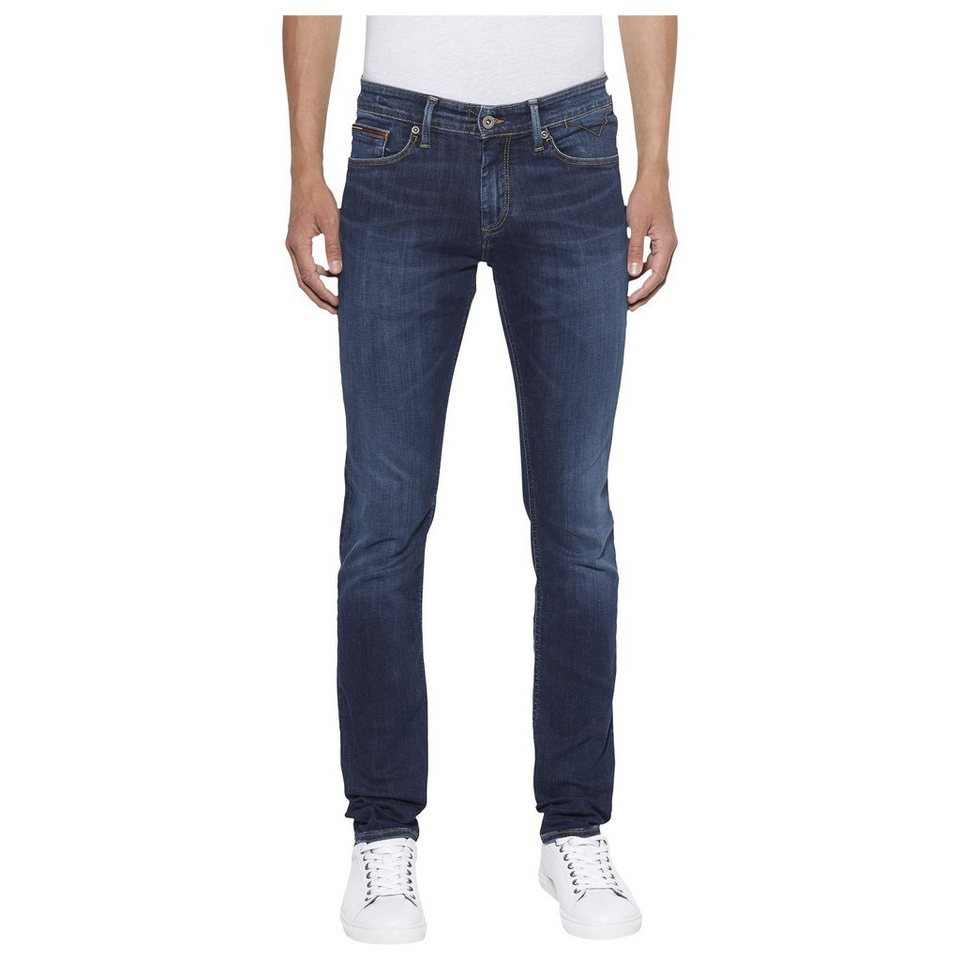 c5fab43a48aac Buy stve slim fit tapered jeans blue hilfiger® 8719109567483. Shop ...