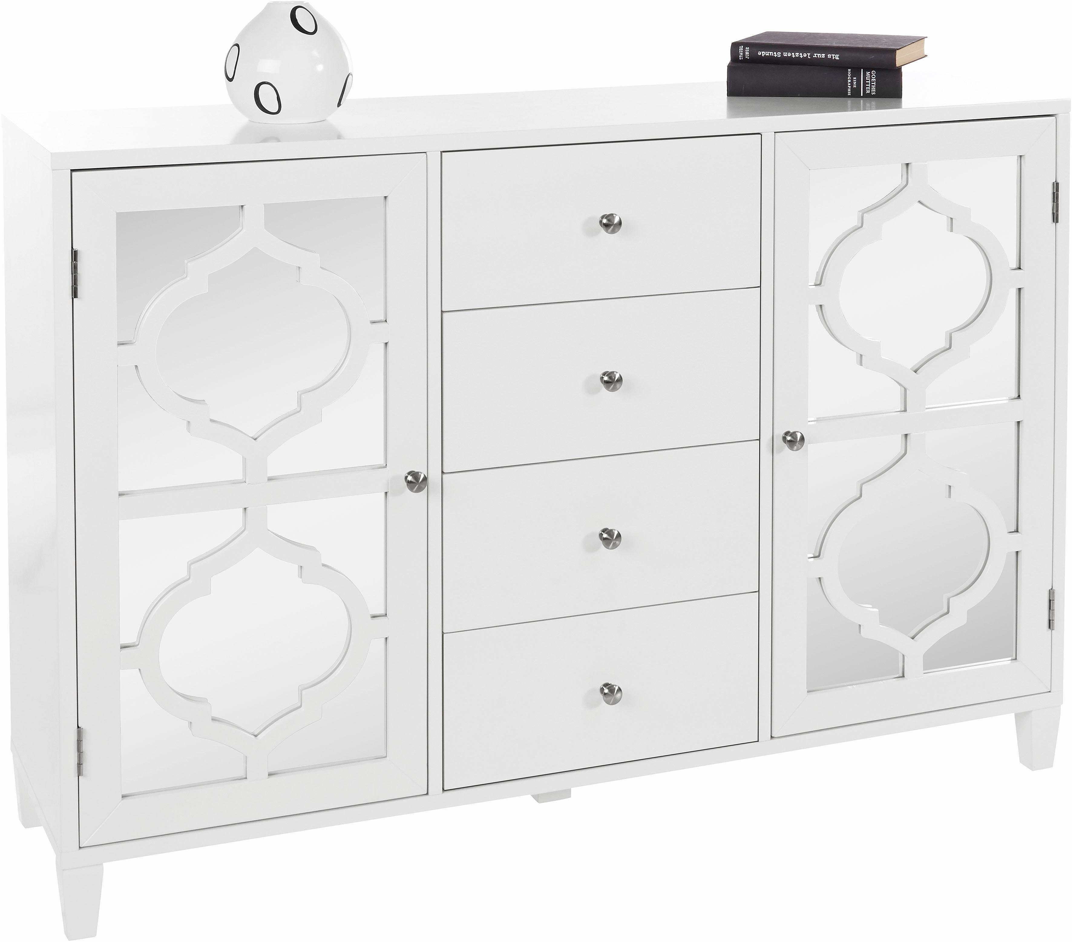 Home affaire Sideboard, Breite 125 cm