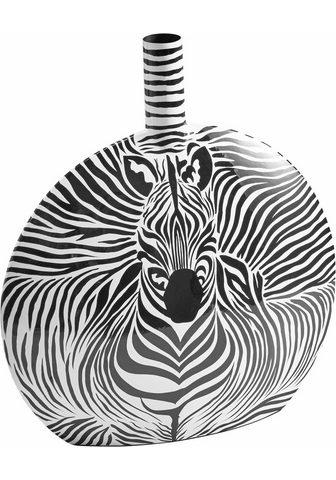 Dekoratyvinė vaza »Zebra«