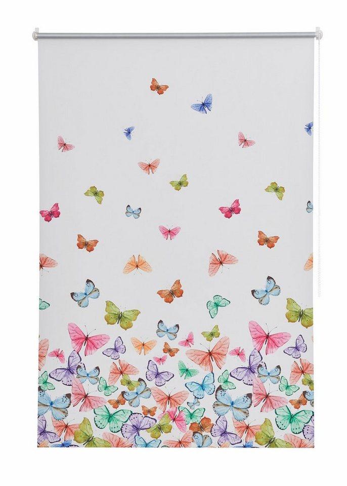 seitenzugrollo butterfly home affaire verdunkelnd. Black Bedroom Furniture Sets. Home Design Ideas