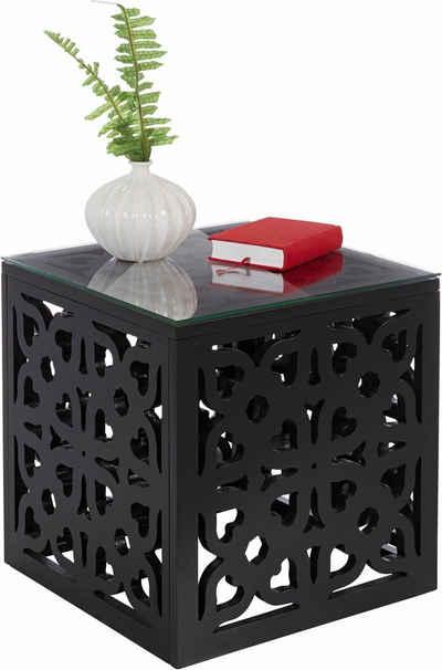 kleines weisses tischchen amazing adjustable table e. Black Bedroom Furniture Sets. Home Design Ideas