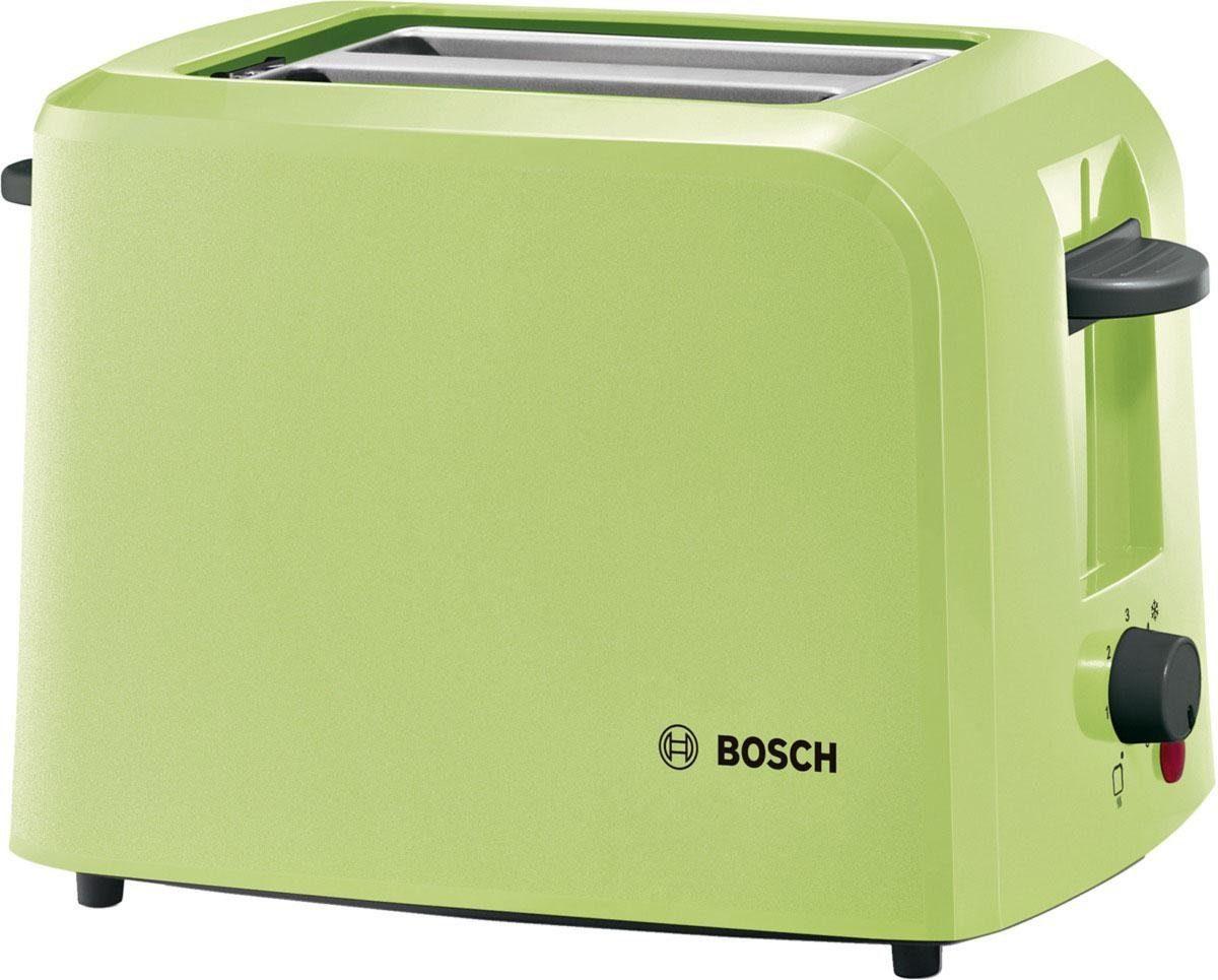 BOSCH Toaster TAT3A016, für 2 Scheiben, 980 W