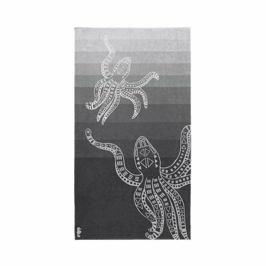 Seahorse Strandtuch »Octopus« (1-St), mit Octopus Motiv