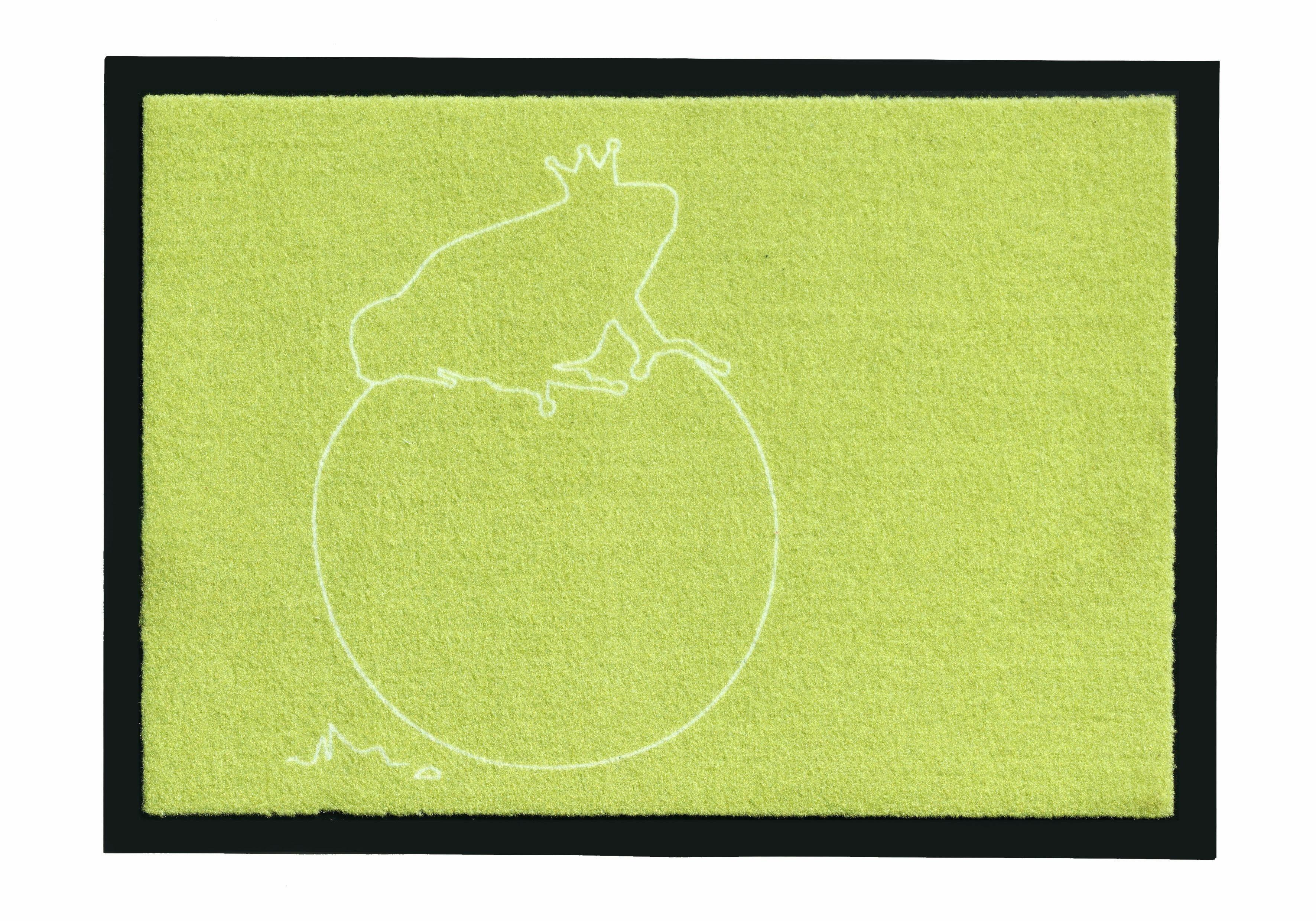Fußmatte »Märchen 2«, grimmliis, rechteckig, Höhe 2 mm, rutschhemmend beschichtet