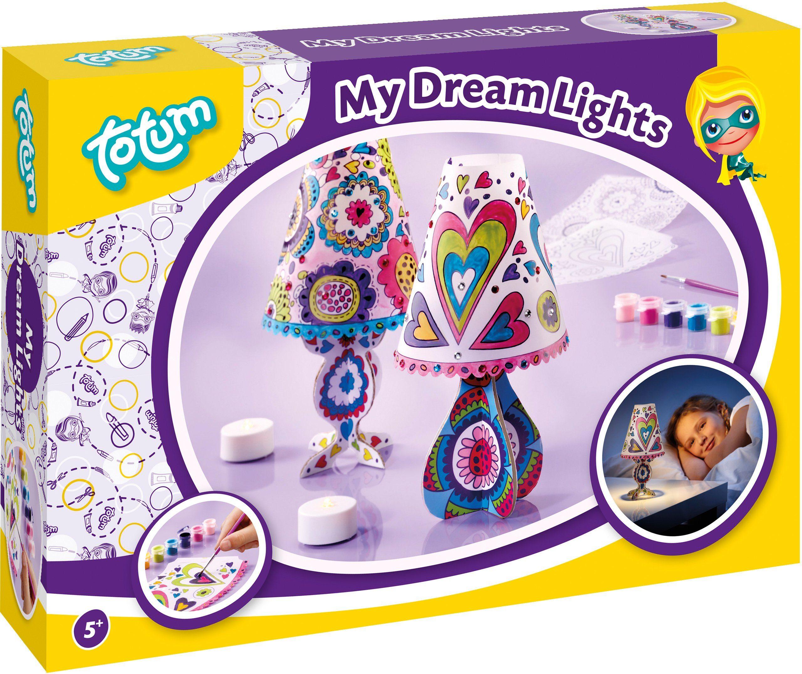 totum Kreativset Nachtlicht, »My Dream Lights«