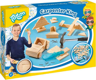 totum Handwerker Kreativset, »Carpenter King« Sale Angebote Schmogrow-Fehrow