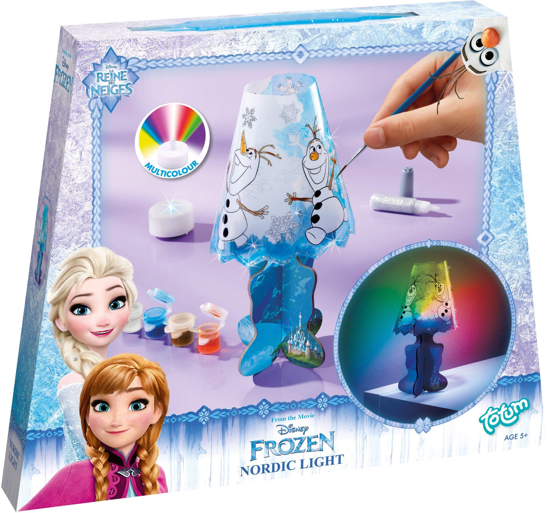 totum Kreativset Nachtlicht, »Frozen Lampenschirm«