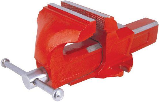 CONNEX Schraubstock »125 mm, Feststehend«