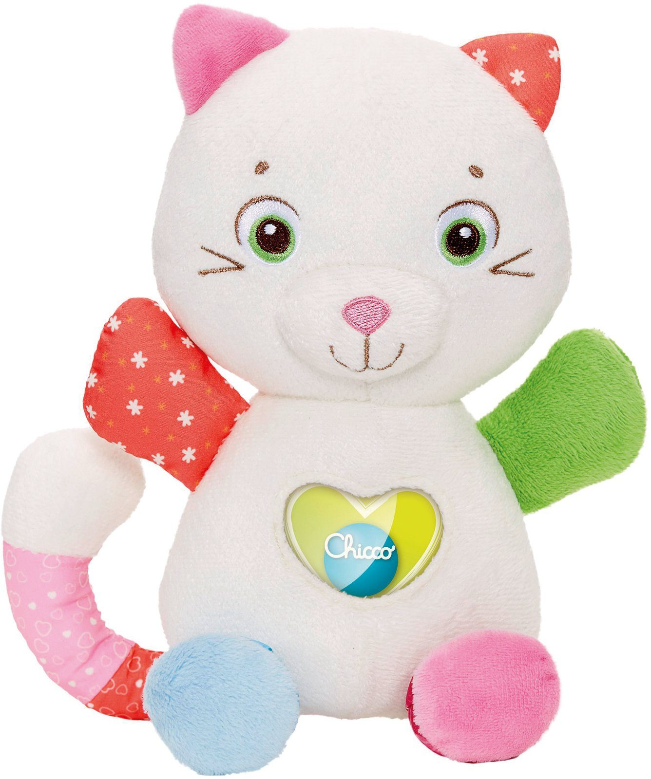 Chicco® Kuscheltier Katze, »First Love - Oliver«