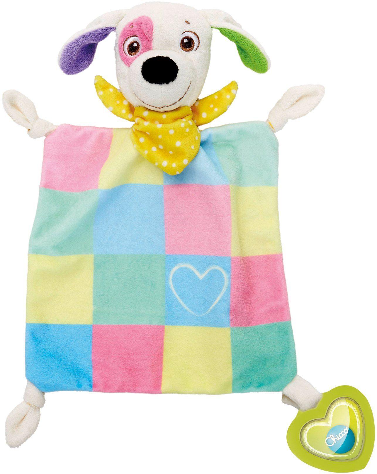 Chicco® Schmusetuch Hund, »First Love - Charlie«