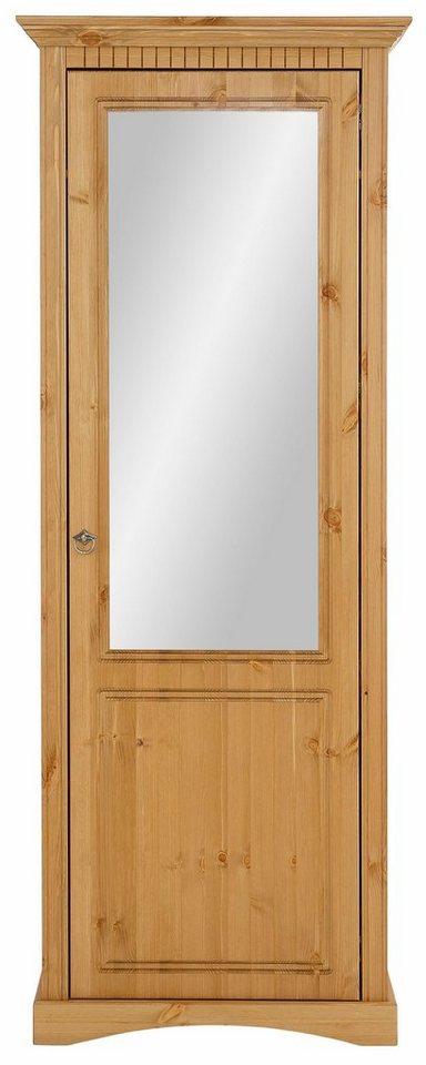 home affaire schuhschrank rustic aus massiver kiefer 71 cm breit online kaufen otto. Black Bedroom Furniture Sets. Home Design Ideas