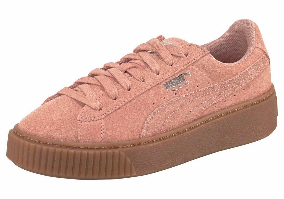 d84b1ec7836719 PUMA »Suede Platform Animal« Sneaker online kaufen