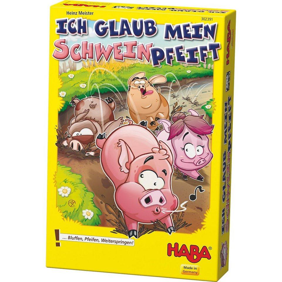Haba Ich glaub, mein Schwein pfeift online kaufen