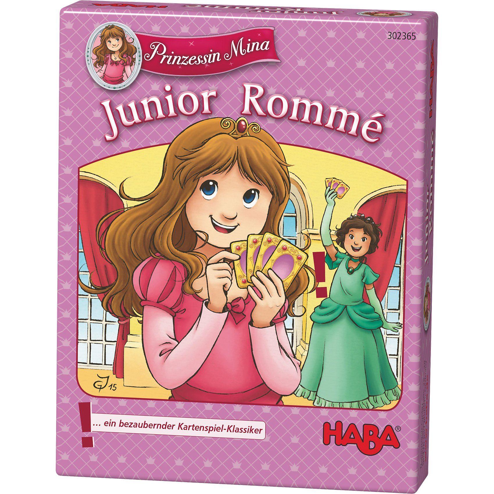 Haba Prinzessin Mina - Junior Rommé