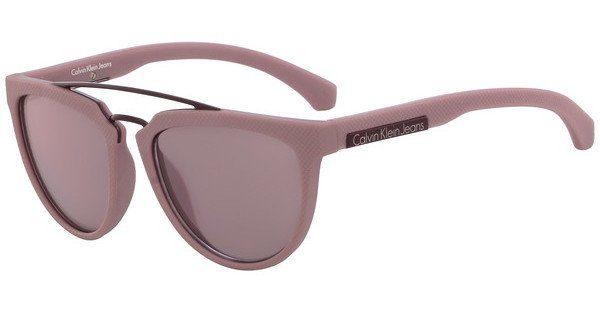 Calvin Klein Damen Sonnenbrille » CKJ813S«, schwarz, 001 - schwarz