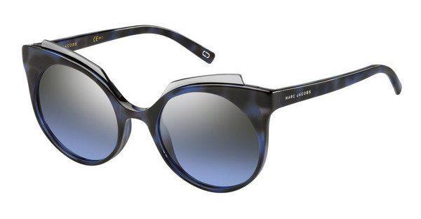 MARC JACOBS Marc Jacobs Damen Sonnenbrille » MARC 105/S«, blau, N4U/I5 - blau/ blau