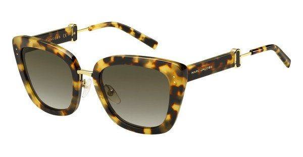 MARC JACOBS Marc Jacobs Damen Sonnenbrille » MARC 131/S«, braun, 00F/HA - braun/braun