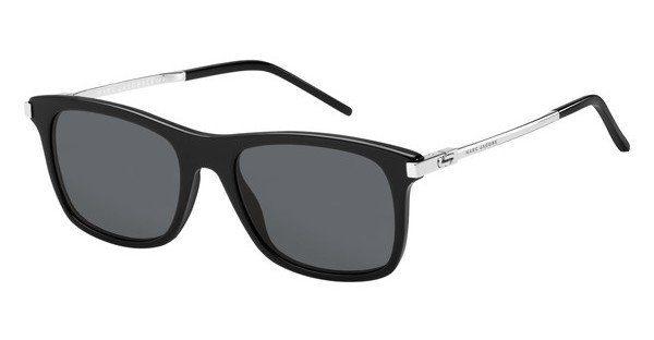 MARC JACOBS Marc Jacobs Herren Sonnenbrille » MARC 139/S«, schwarz, CSA/IR - schwarz/grau