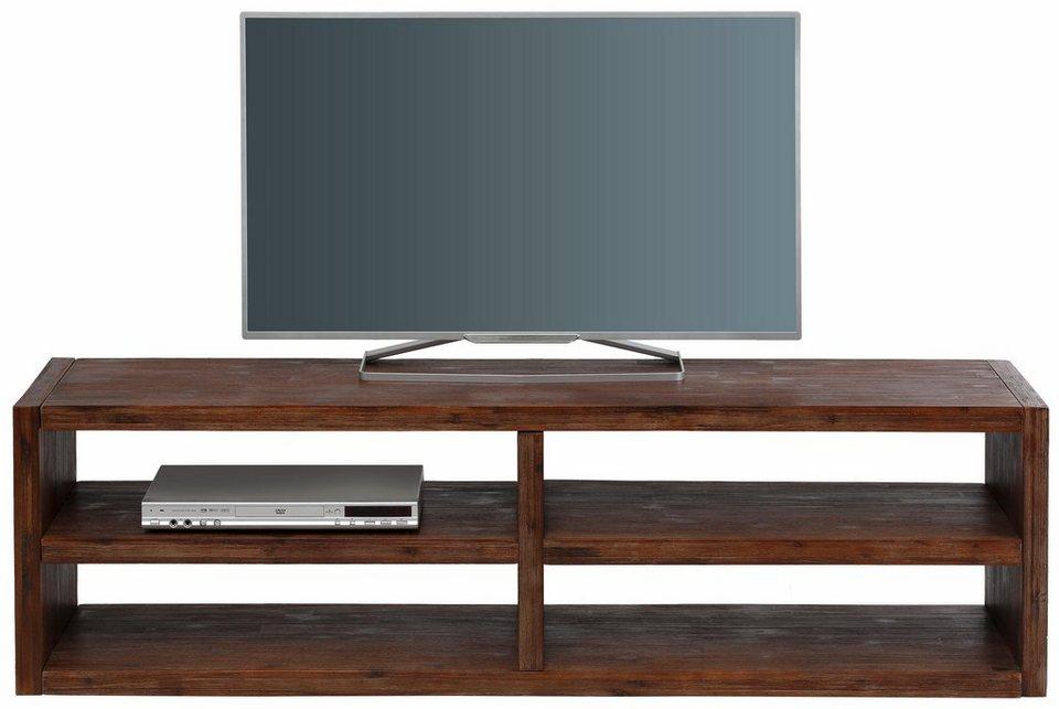 home affaire tv lowboard cubes breite 160 cm otto. Black Bedroom Furniture Sets. Home Design Ideas