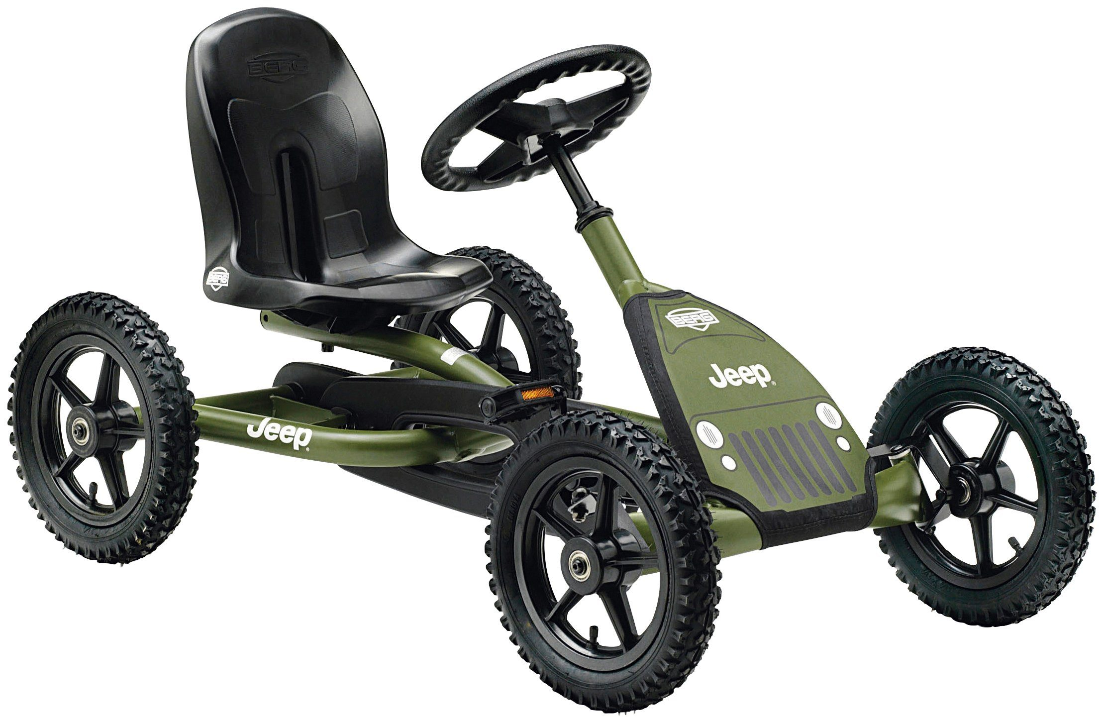 Go-Kart »Jeep Junior«