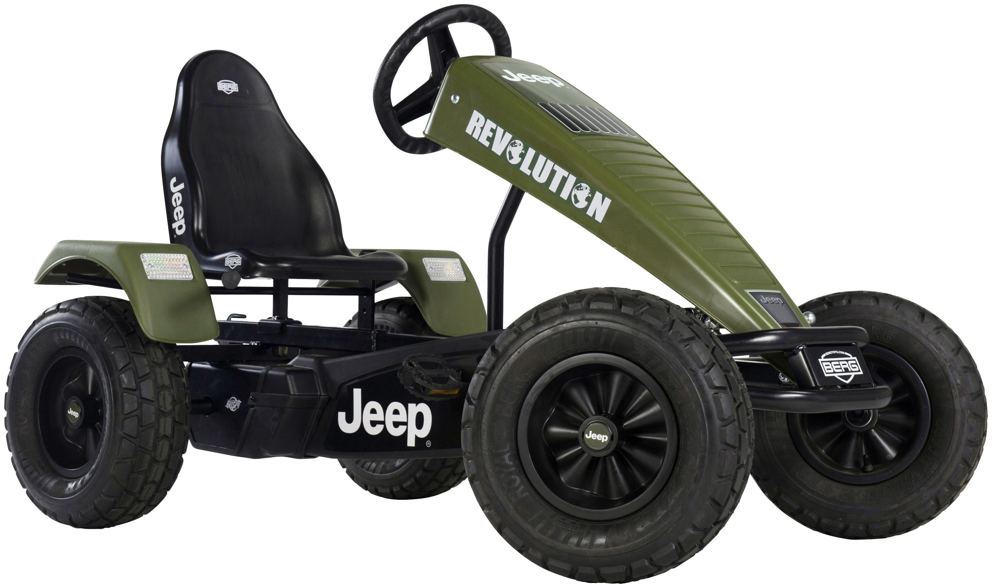 Go-Kart »JEEP® Revolution«