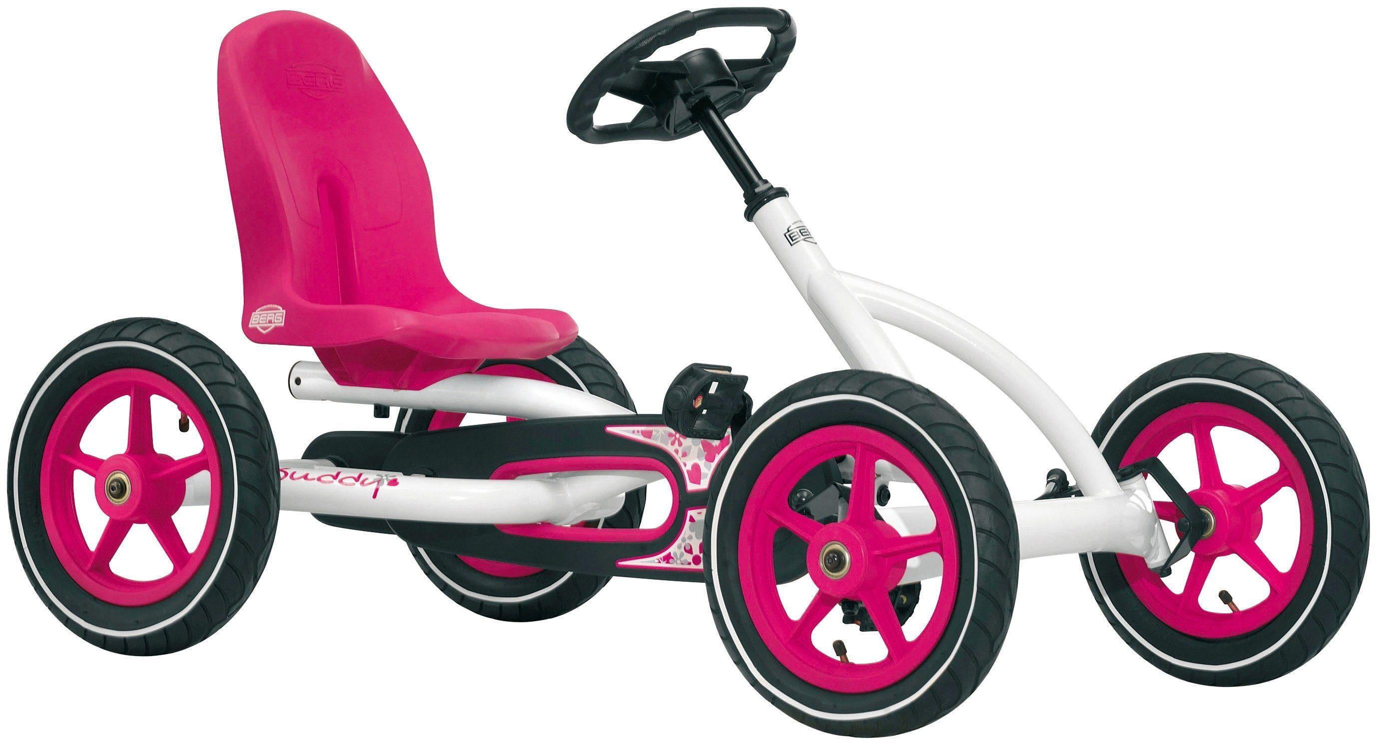 Go-Kart »Buddy Weiß«