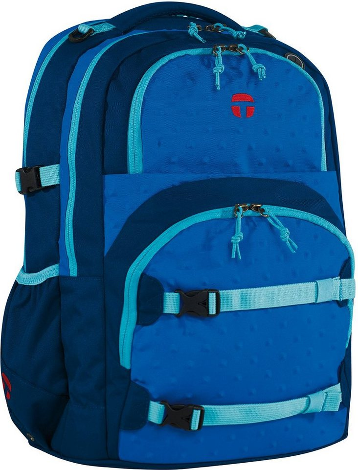 TAKE IT EASY® Schulrucksack, »Oslo Flex, Zoom Blue«