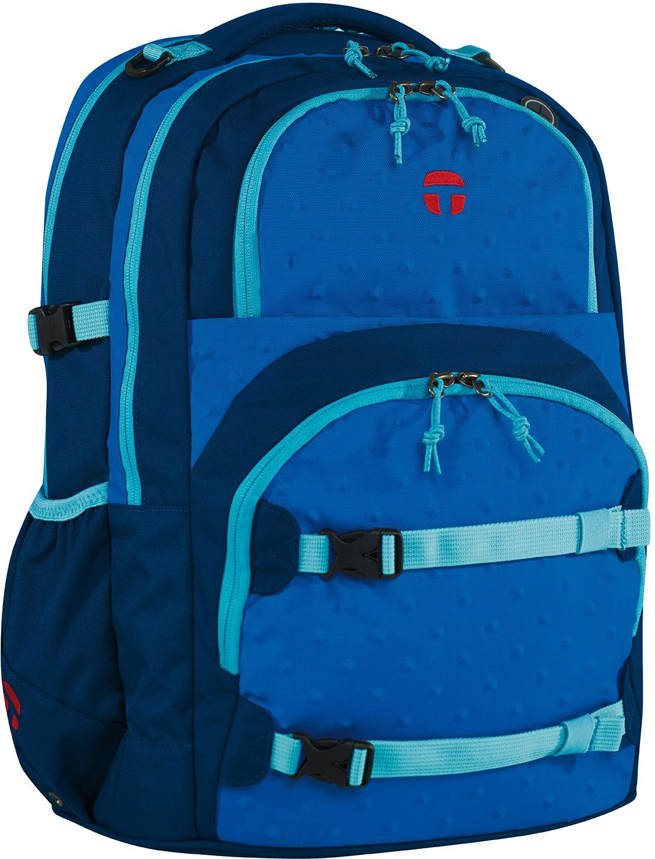 TAKE IT EASY® Schulrucksack, »Oslo Flex, Zoom Blue«