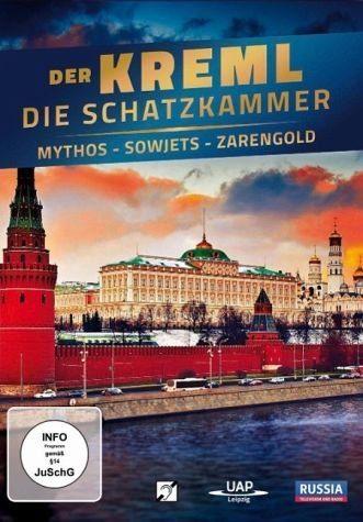 DVD »Der Kreml - Die Schatzkammer, 1 DVD«