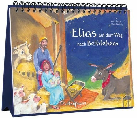 Kalender »Elias auf dem Weg nach Bethlehem«