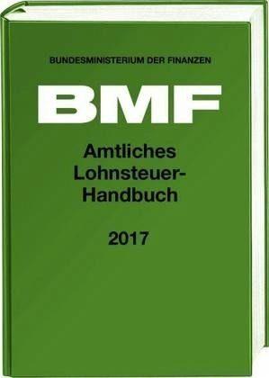 Gebundenes Buch »Amtliches Lohnsteuer-Handbuch 2017«