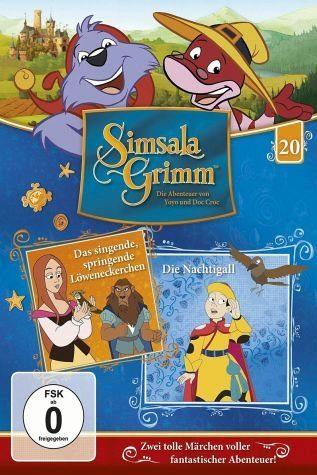 DVD »SimsalaGrimm 20 - Das singende springende...«