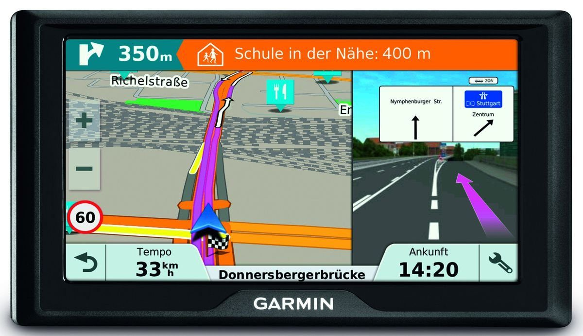 Garmin Navigationsgerät »DRIVE 61 LMT-S CE«