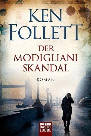 Broschiertes Buch »Der Modigliani-Skandal«