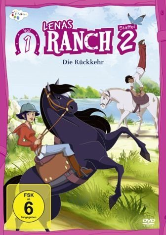 DVD »Lenas Ranch - Staffel 2 - Vol. 1 - Die Rückkehr«