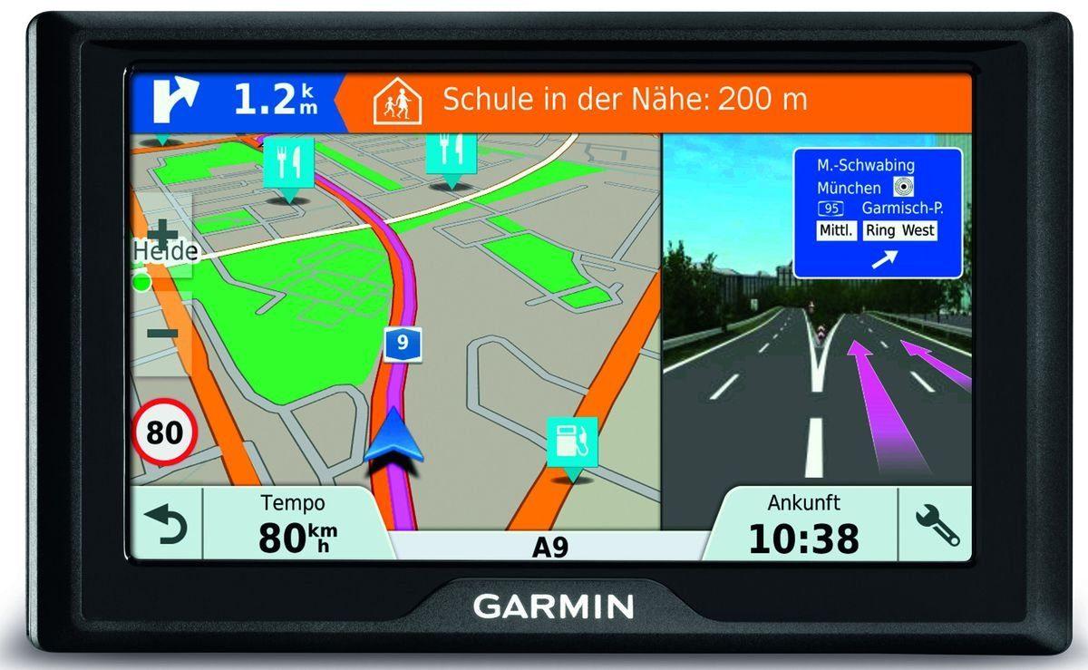 Garmin Navigationsgerät »DRIVE 51 LMT-S EU«