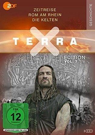 DVD »Terra X - Zeitreise/Rom am Rhein/Die Kelten...«