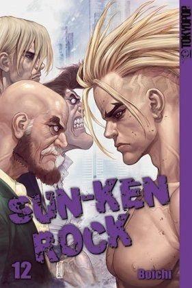 Broschiertes Buch »Sun-Ken Rock / Sun-Ken Rock Bd.12«