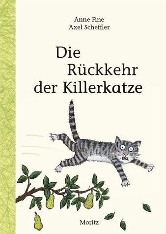 Gebundenes Buch »Die Rückkehr der Killerkatze«