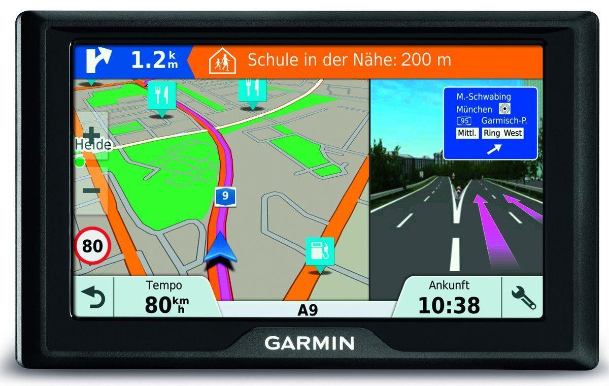 Garmin Navigationsgerät »DRIVE 51 LMT-S CE«