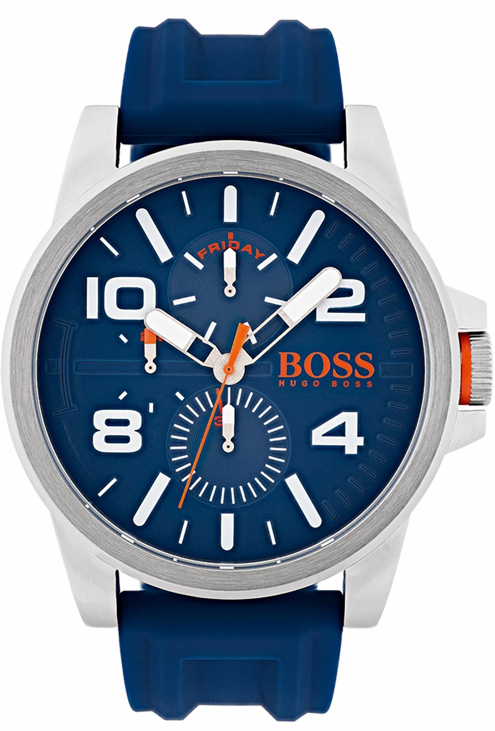 Boss Orange Multifunktionsuhr »DETROIT, 1550008«