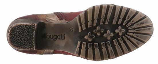 Bugatti Westernboot, En Optique Patchwork Colorée
