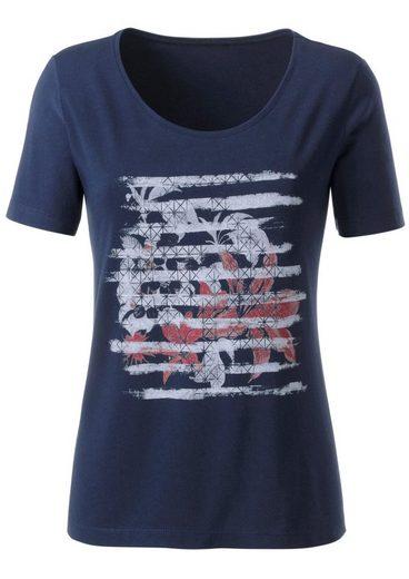 Collection L. Shirt mit tollem Print